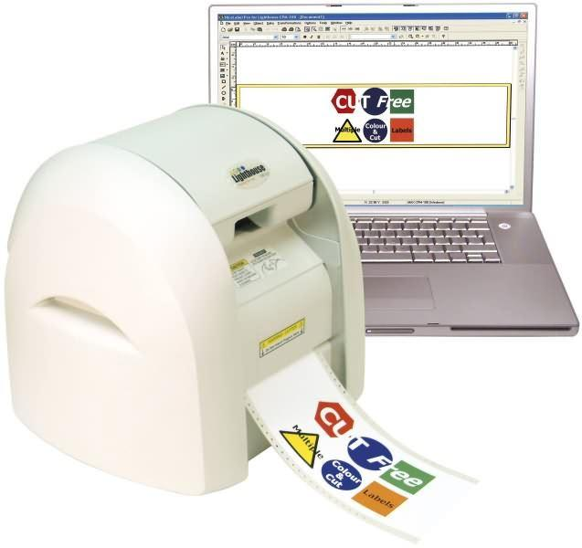 It's just a picture of Nerdy Brady Handimark Portable Label Maker Load New Supply